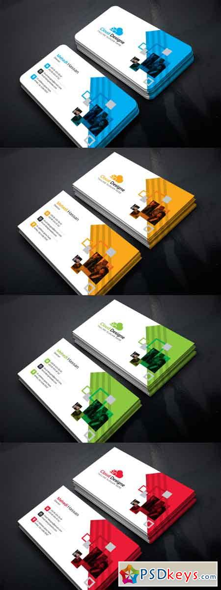 Corporate Business Card 3501269