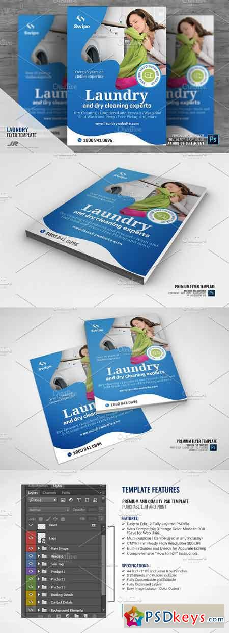Laundry and Dry Cleaning Services 2945867