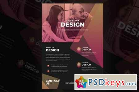 Business Corporate Flyer Templates 3488168