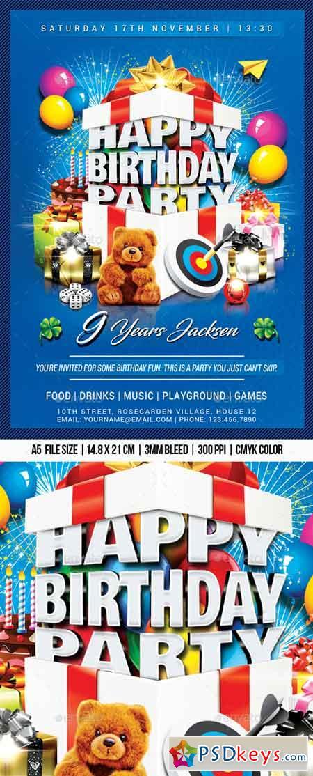 Happy Birthday Party 22718540
