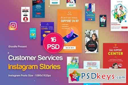Multipurpose Customer Services Stories
