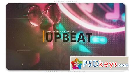 Upbeat Lounge Opener Slideshow 21983233 After Effects Template