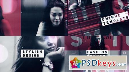 Fashion Opener 20864856 After Effects Template