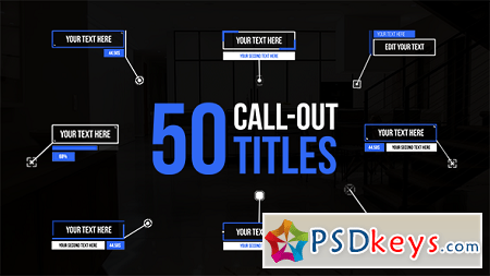 Call Out Titles 21483150 After Effects Template