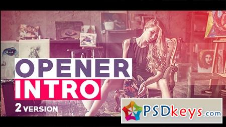 Opener Intro 21410660 After Effects Template