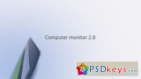 Computer Monitor 2.0 18678049 After Effects Template
