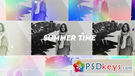 Summer Opener 22041103 After Effects Template