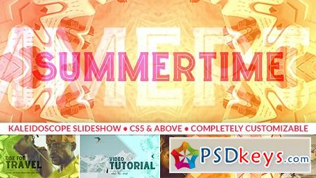 Fun Summer Slideshow 11454252 After Effects Template
