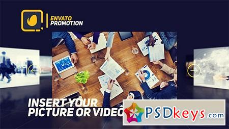 Corporate Promo 11488555 After Effects Template
