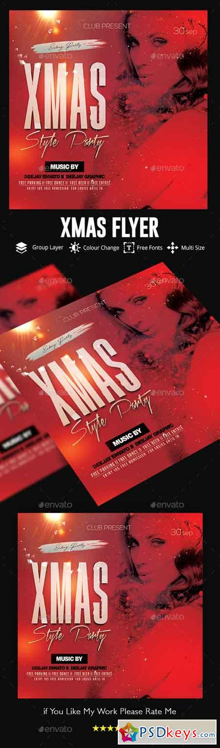 Christmas Celebration Flyer 22727937