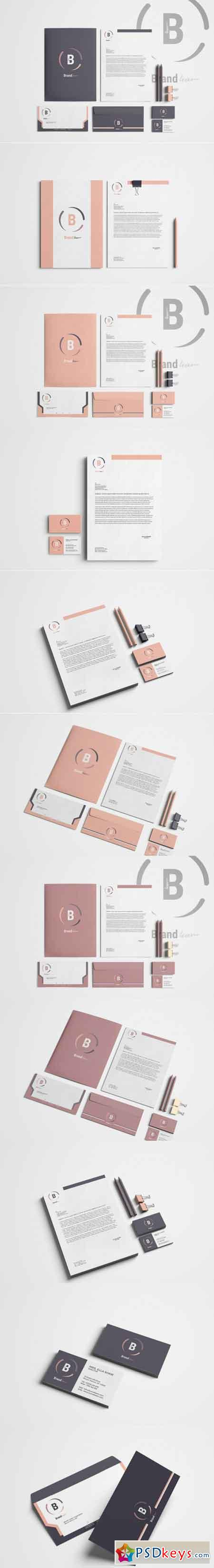 Corporate Identity Pack 3504234
