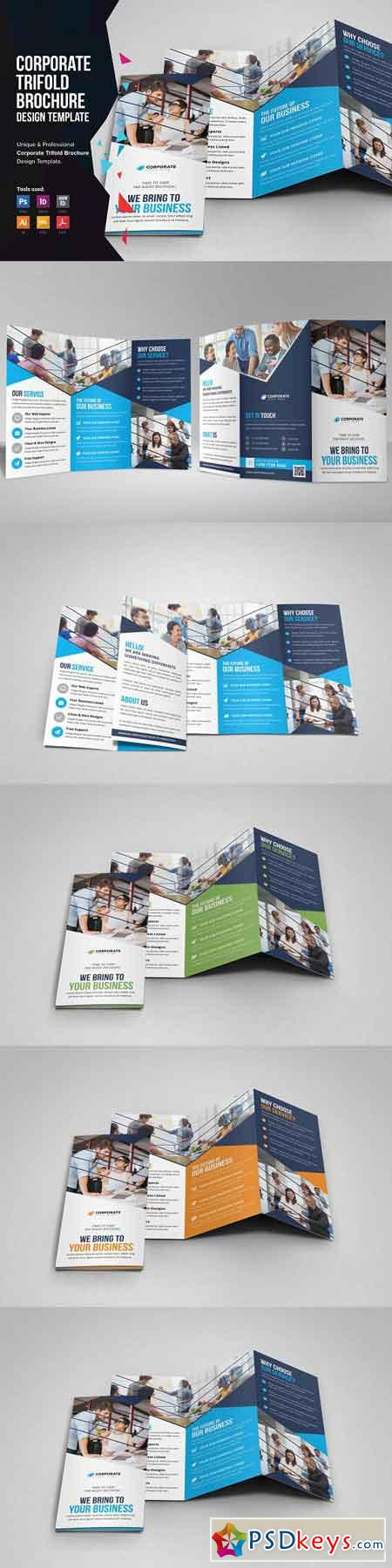 Corporate Trifold Brochure v2 2883049