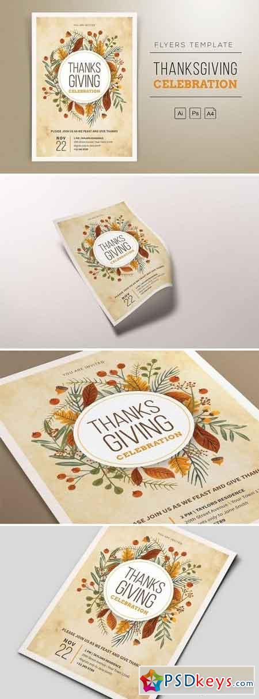 Thanksgiving Flyers 3140592