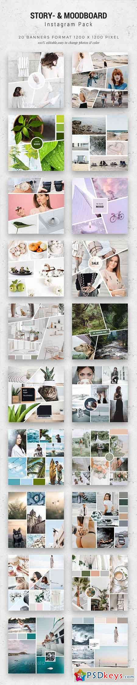 Story-Moodboards for Instagram 22729550