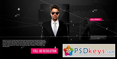Photo And Typo Opener 5131054 After Effects Template