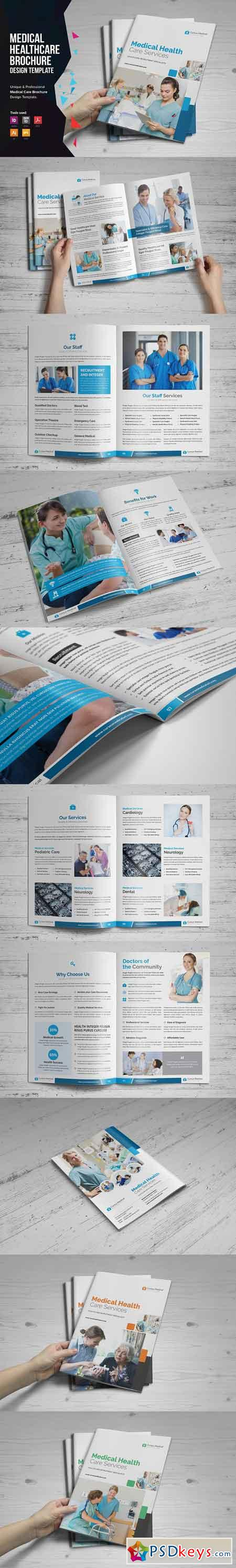 Medical HealthCare Brochure v4 3092729