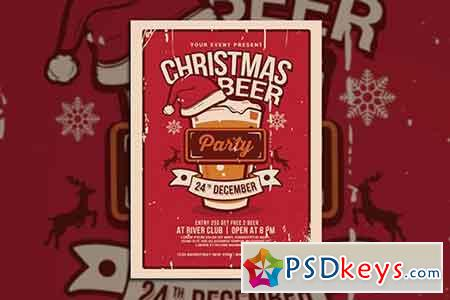 Christmas Beer Party