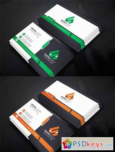 Business Card 018