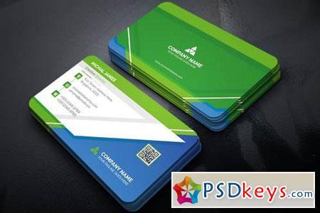Business Card x2