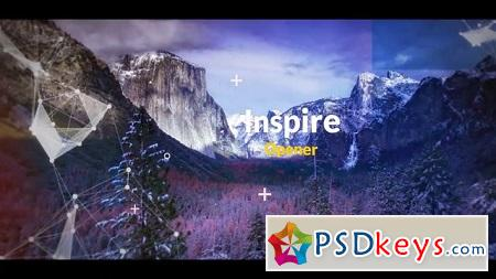 Pond5 Inspire Opener 085224940 After Effects Template