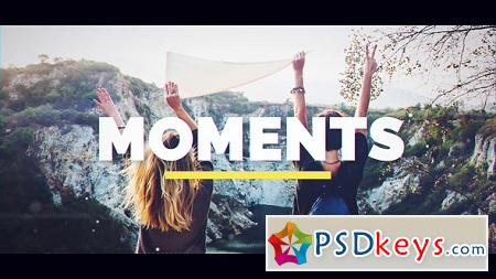 Moments 22856348 After Effects Template