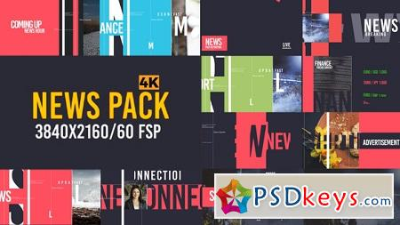News Pack V2 22473812 After Effects Template