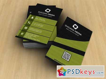 Modern Corporate Business Card Vol.7 3057182