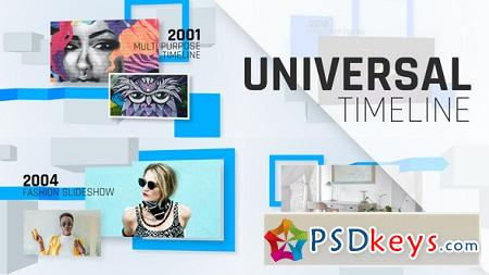 Universal Timeline 22348215 After Effects Template