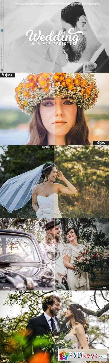 Wedding Lr and ACR Presets 3507141