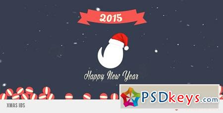 Xmas IDs 9353944 After Effects Template