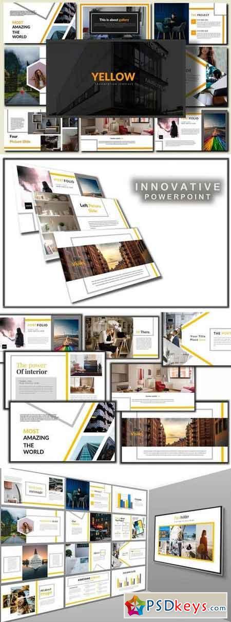 Yellow - PowerPoint