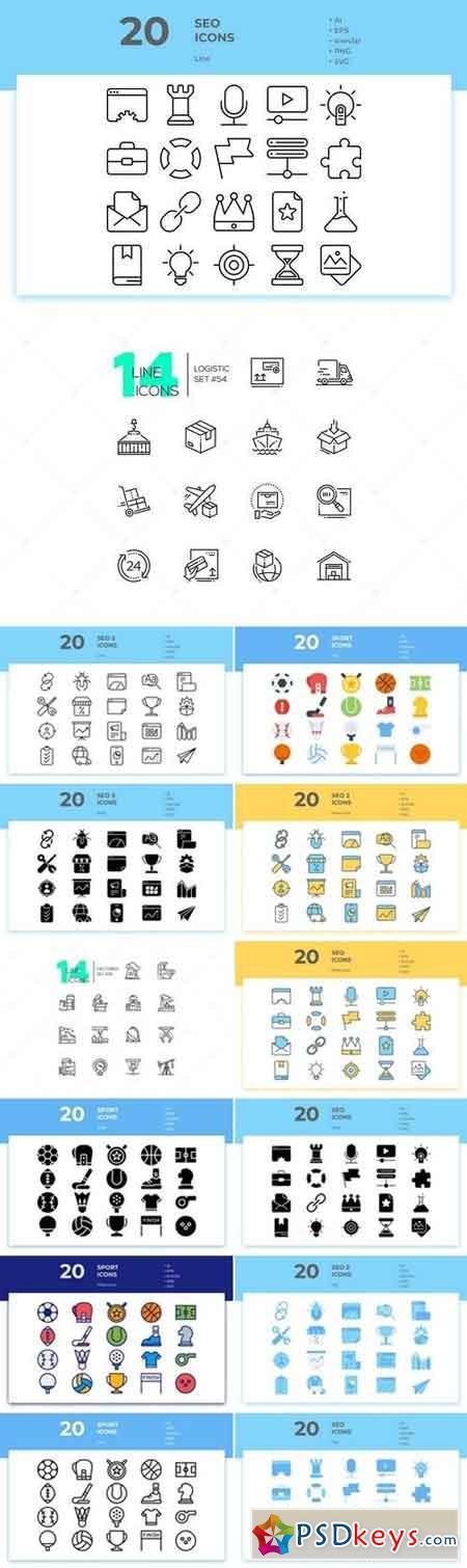 Icon Bundle 13