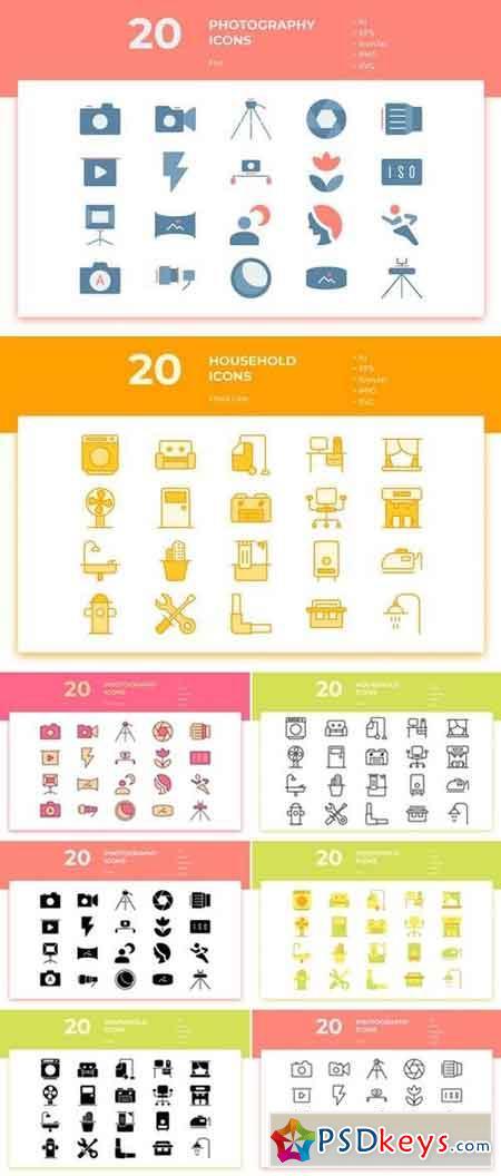 Icon Bundle 12