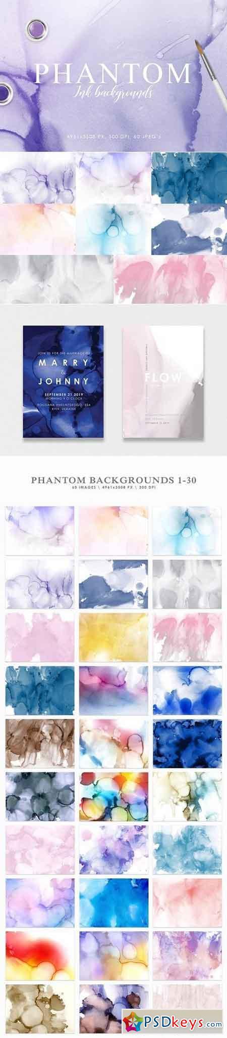 Phantom Ink Backgrounds 2905806