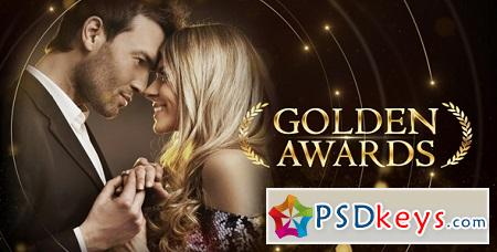 Gold Awards 20551932 After Effects Template