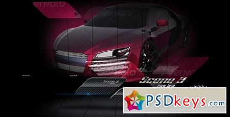 Tuning 2595897 After Effects Template
