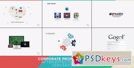 Corporate Promotion Pack 6646228 After Effects Template