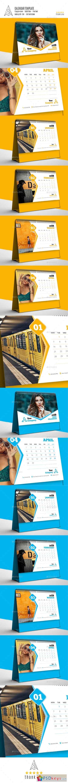 Desk Calendar 2019 22825595