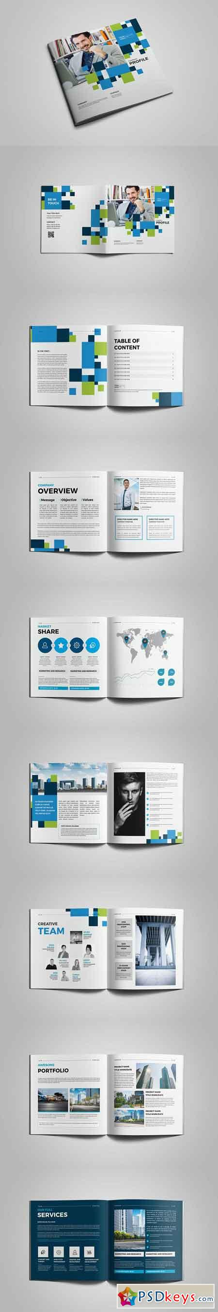 Square Business Brochure 2880534