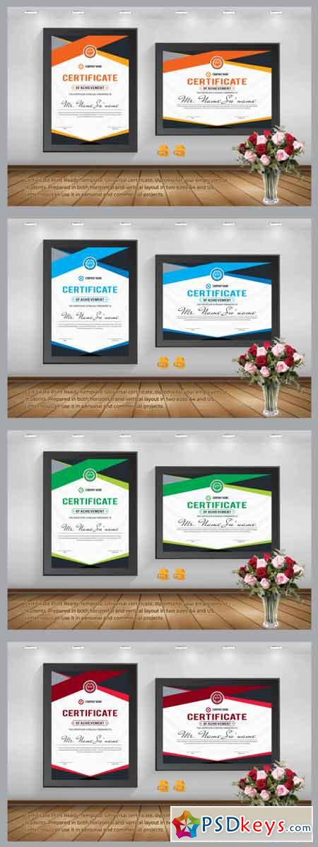 Certificates Templates 3508067