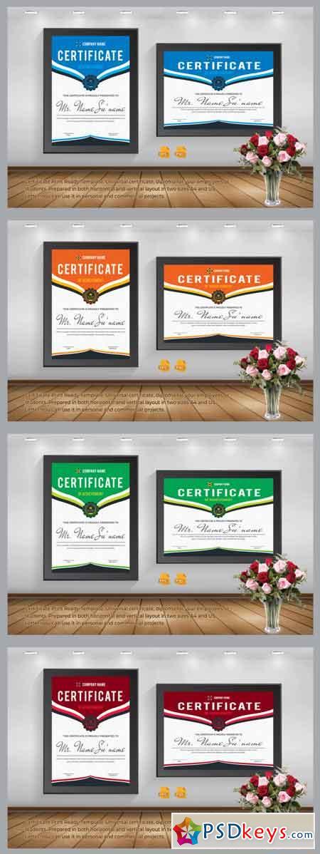 Certificates Templates 3508082