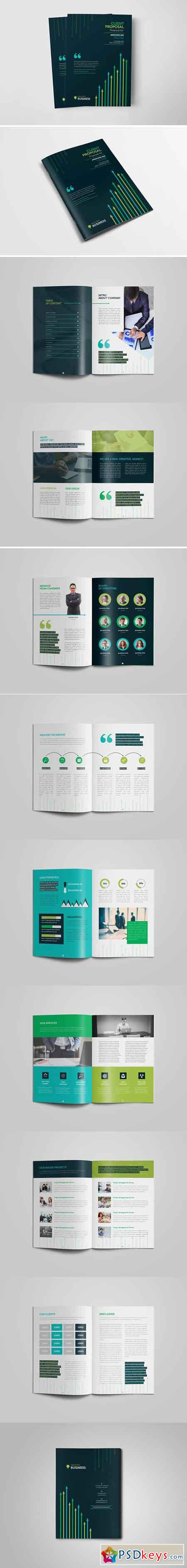 Business Project Proposal Design 3195689