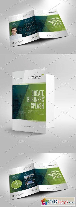 Corporate Presentation Folder 3068667