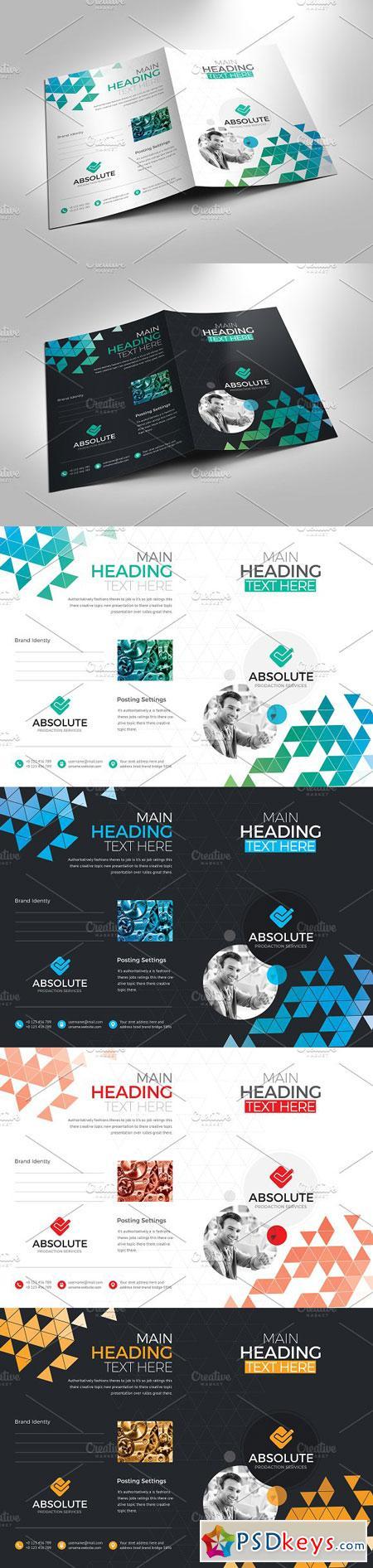 Corporate Presentation Folder 3068862