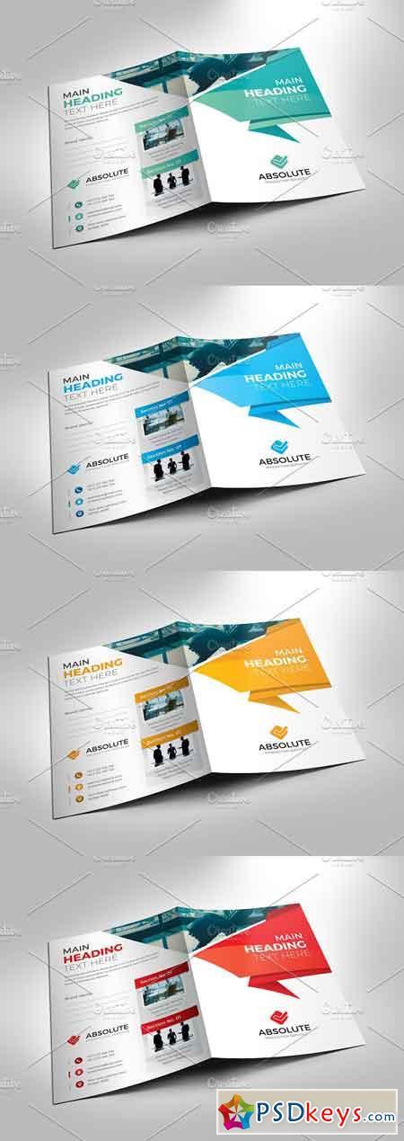 Corporate Presentation Folder 3068688