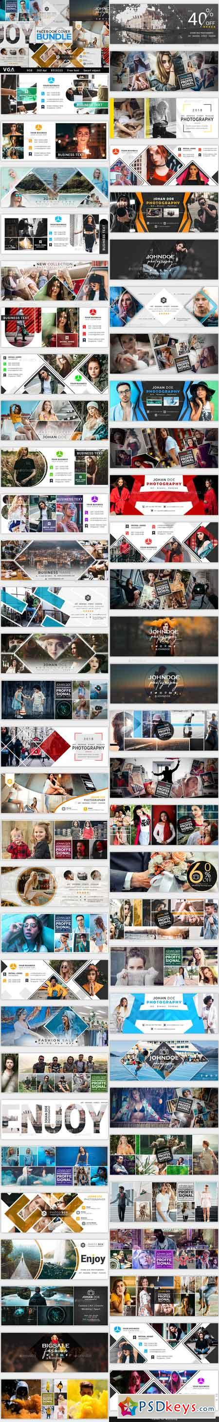 Facebook Cover Bundle 22804890