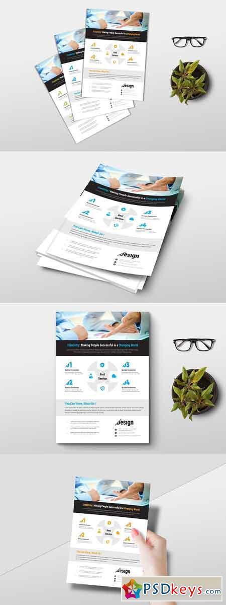 Multipurpose Business Flyer 2793235