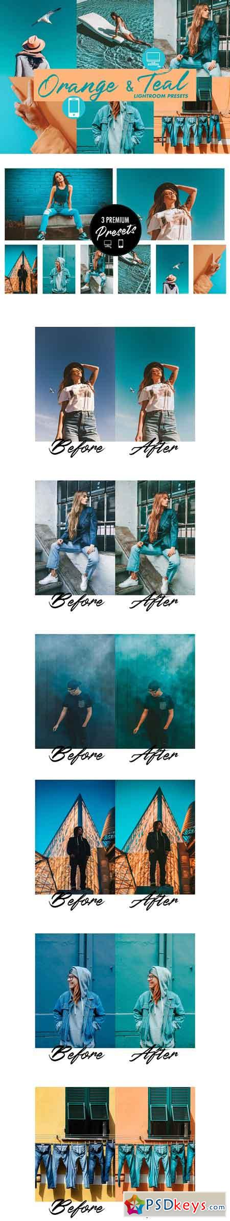 Desktop and Mobile Lightroom Presets 3110937