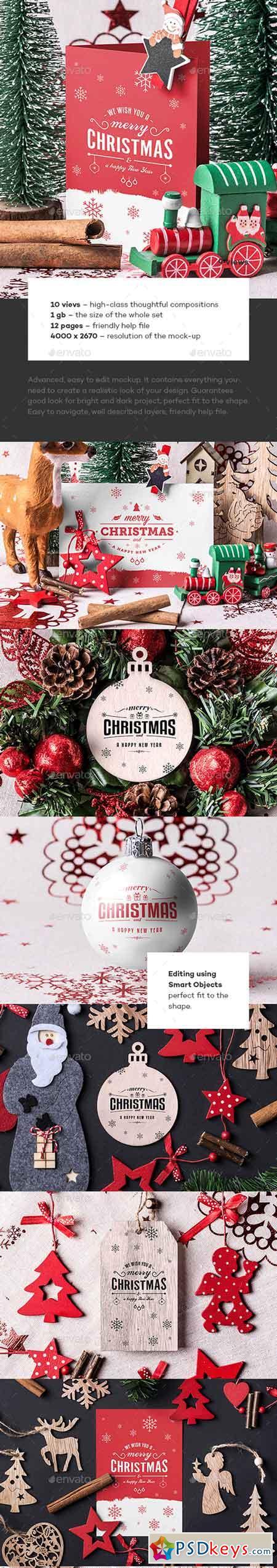 Christmas Mock-up 22900343