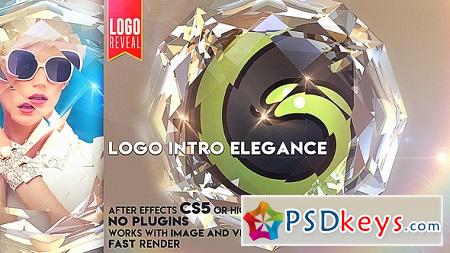 Logo Intro Elegance 22651408 After Effects Template